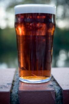 Beer. Sweet, Sweet Beer