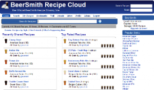 BeerSmith Cloud