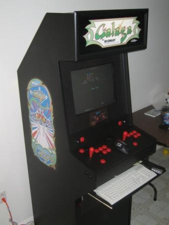 Build An Arcade Game Cabinet